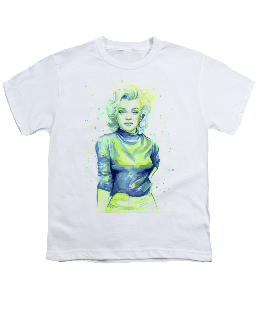 Marilyn Monroe Youth T-Shirts