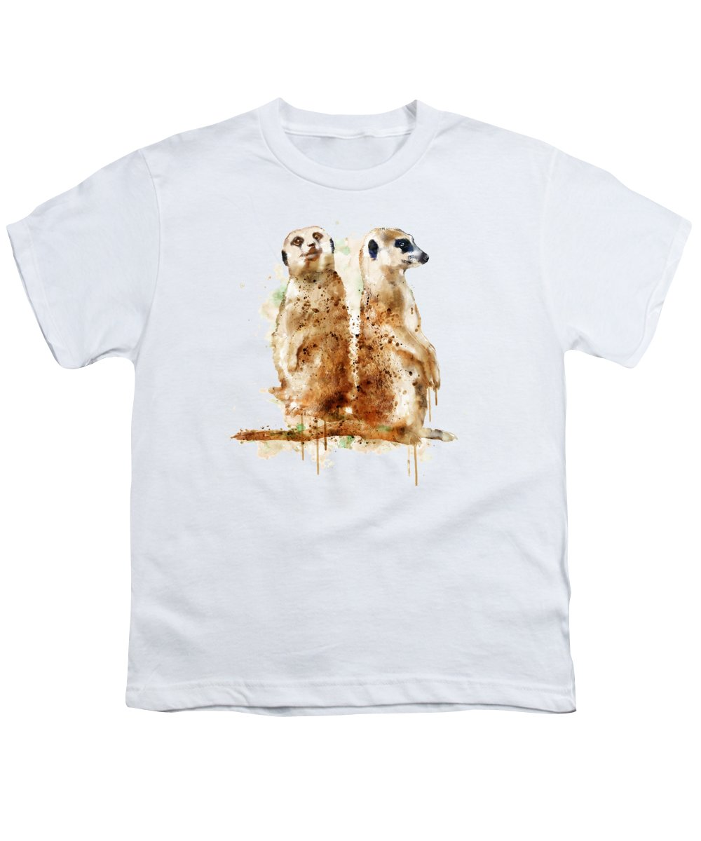 Meerkat Youth T-Shirts