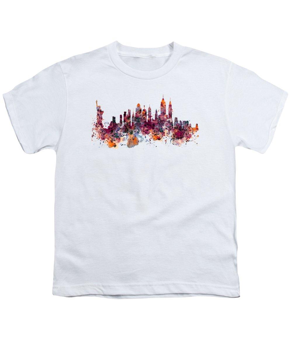 Statue Of Liberty Youth T-Shirts