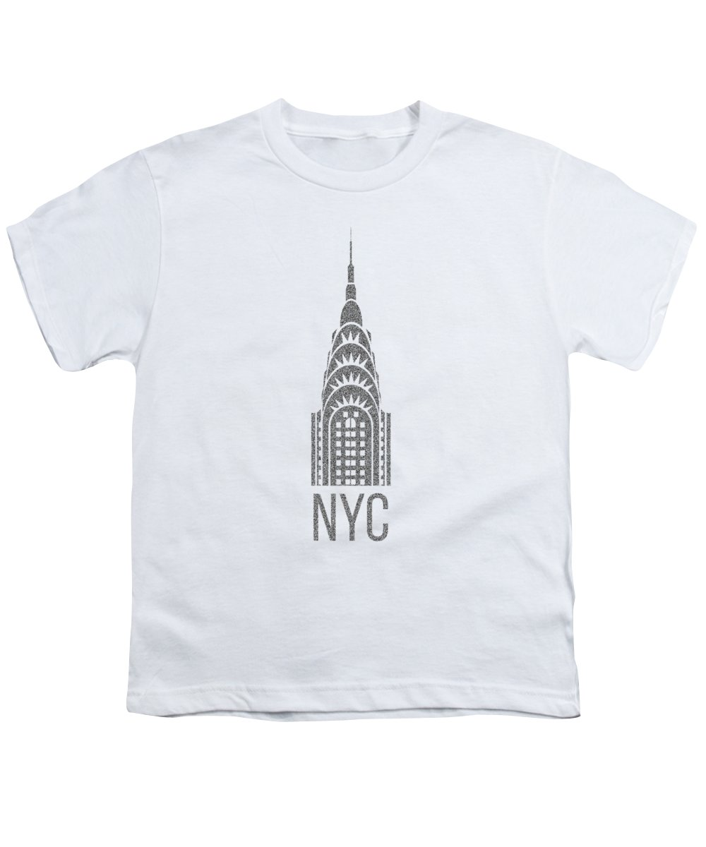 Chrysler Building Youth T-Shirts
