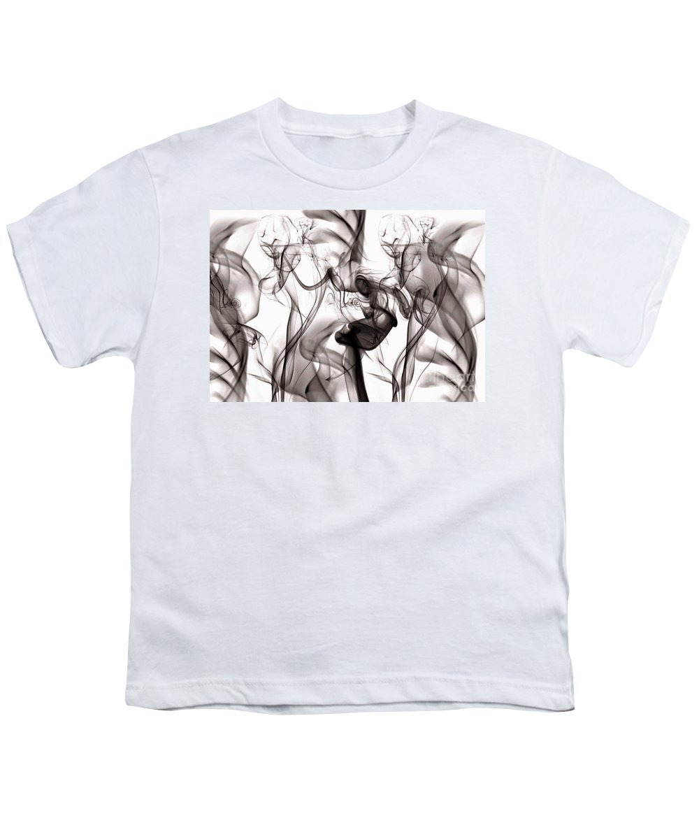 Clay Youth T-Shirt featuring the digital art One Among Many by Clayton Bruster