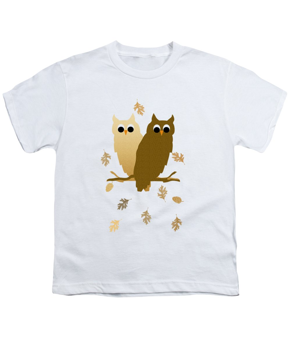 Woodland Youth T-Shirts