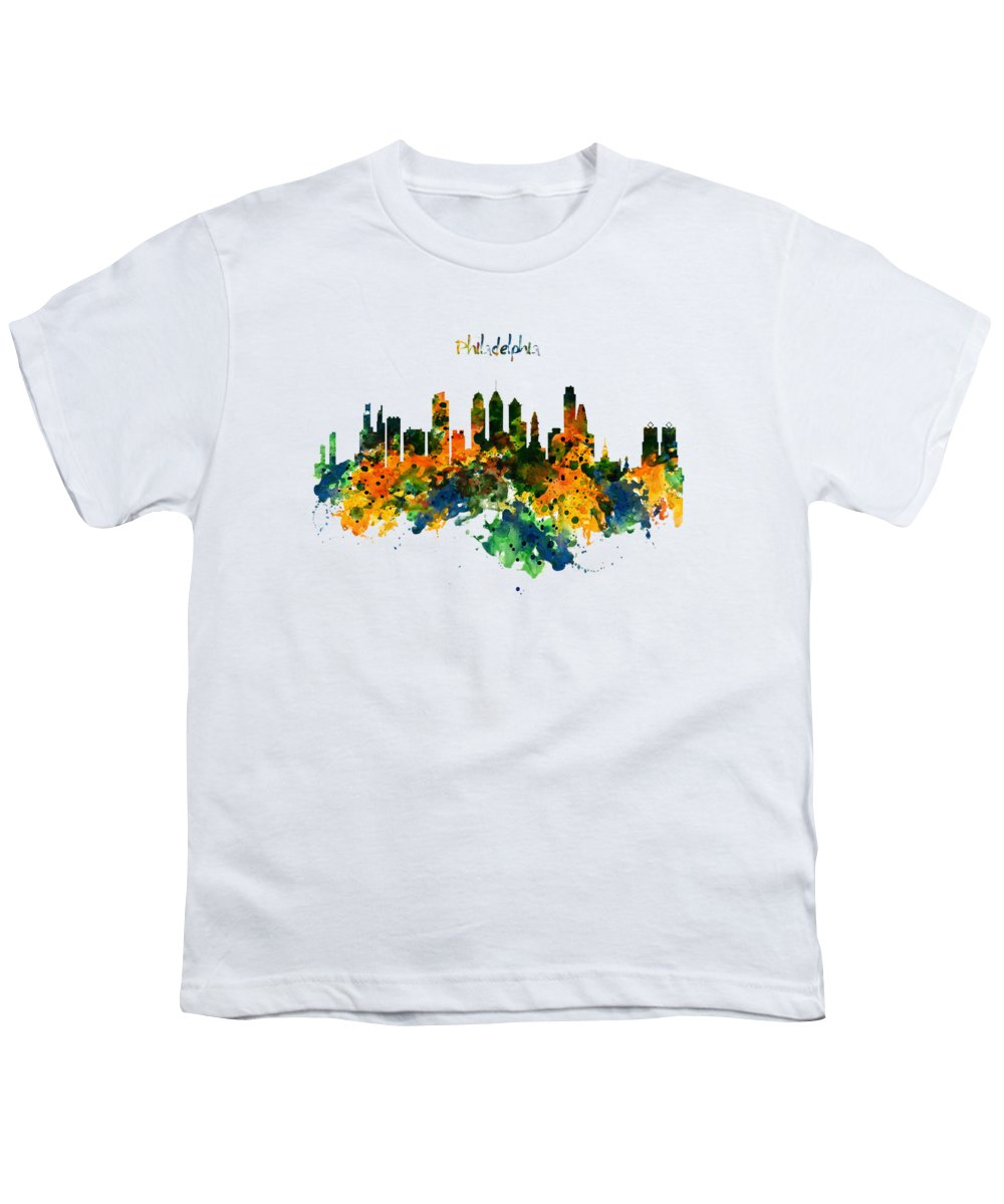 Philadelphia Youth T-Shirts