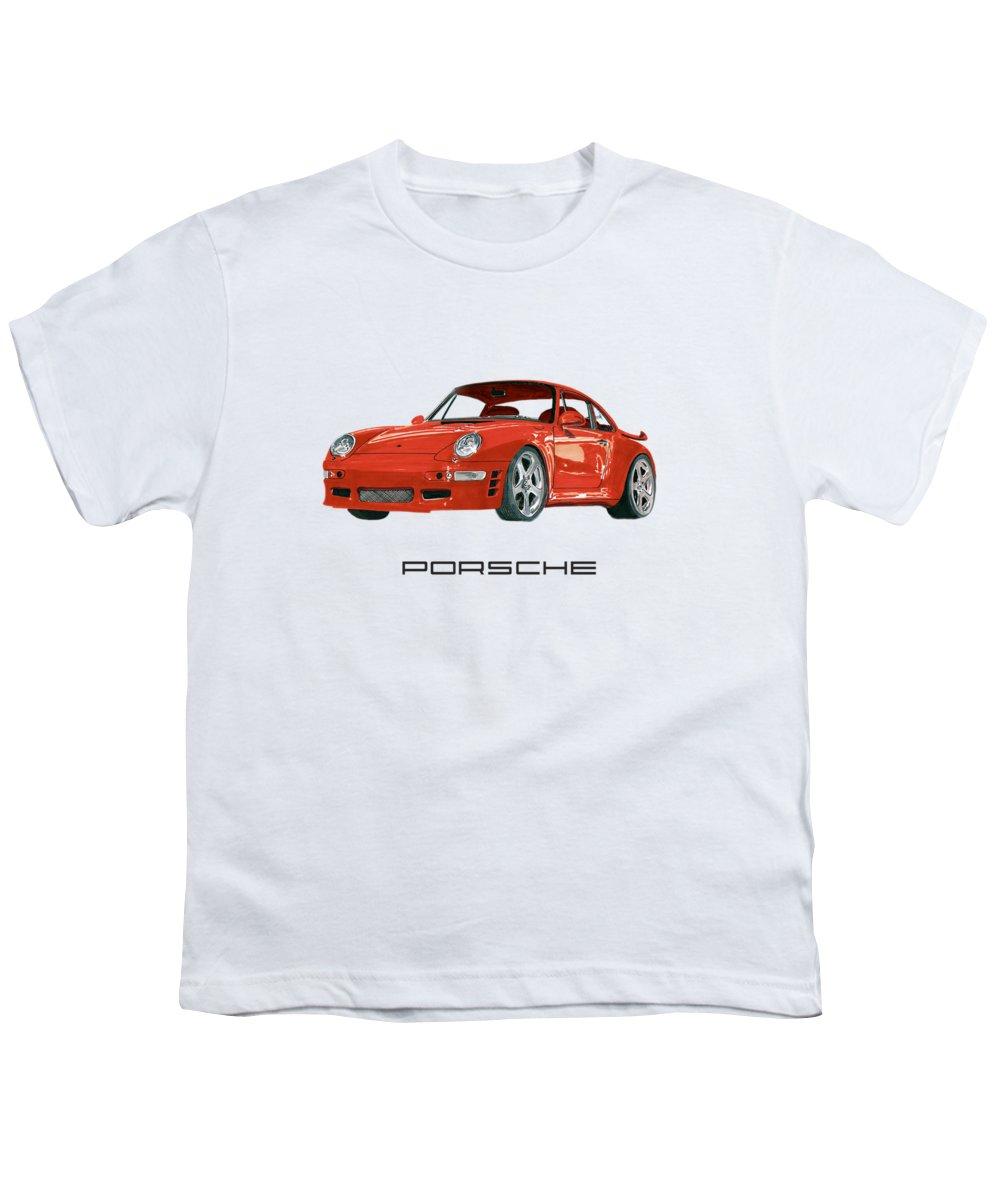 Round Youth T-Shirts
