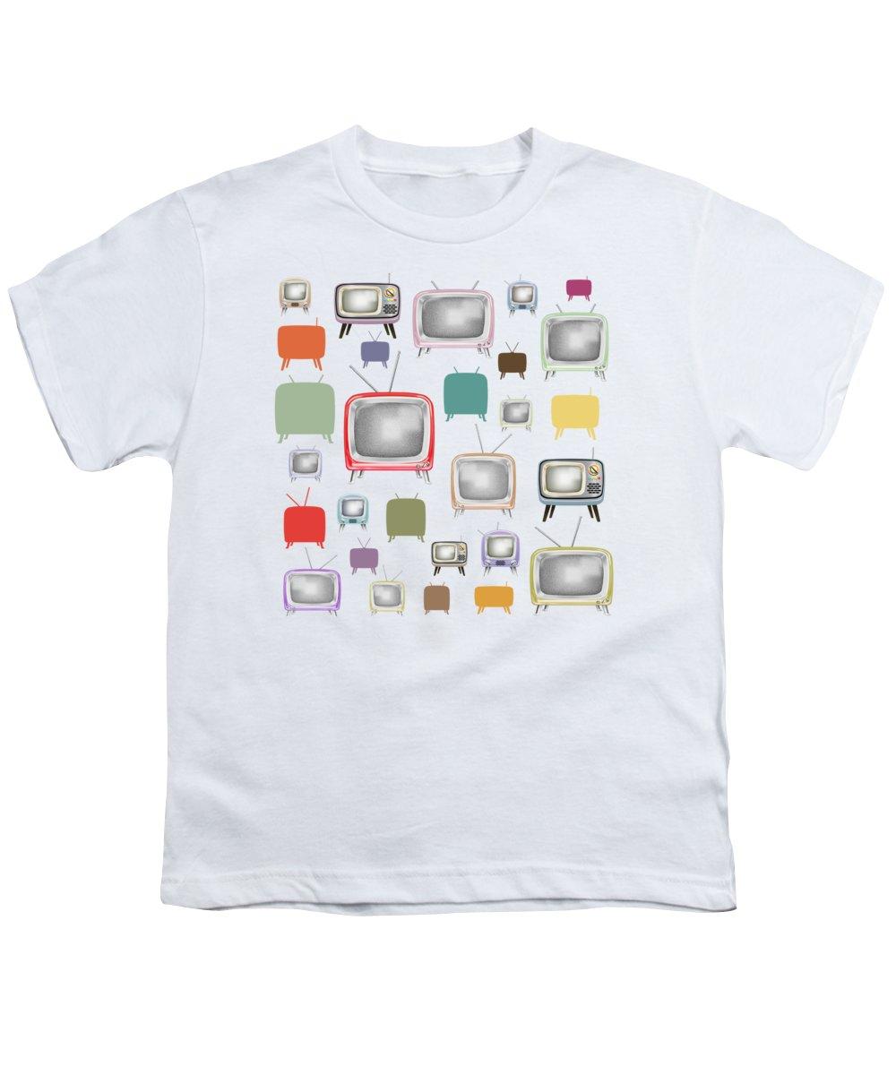Antenna Youth T-Shirts