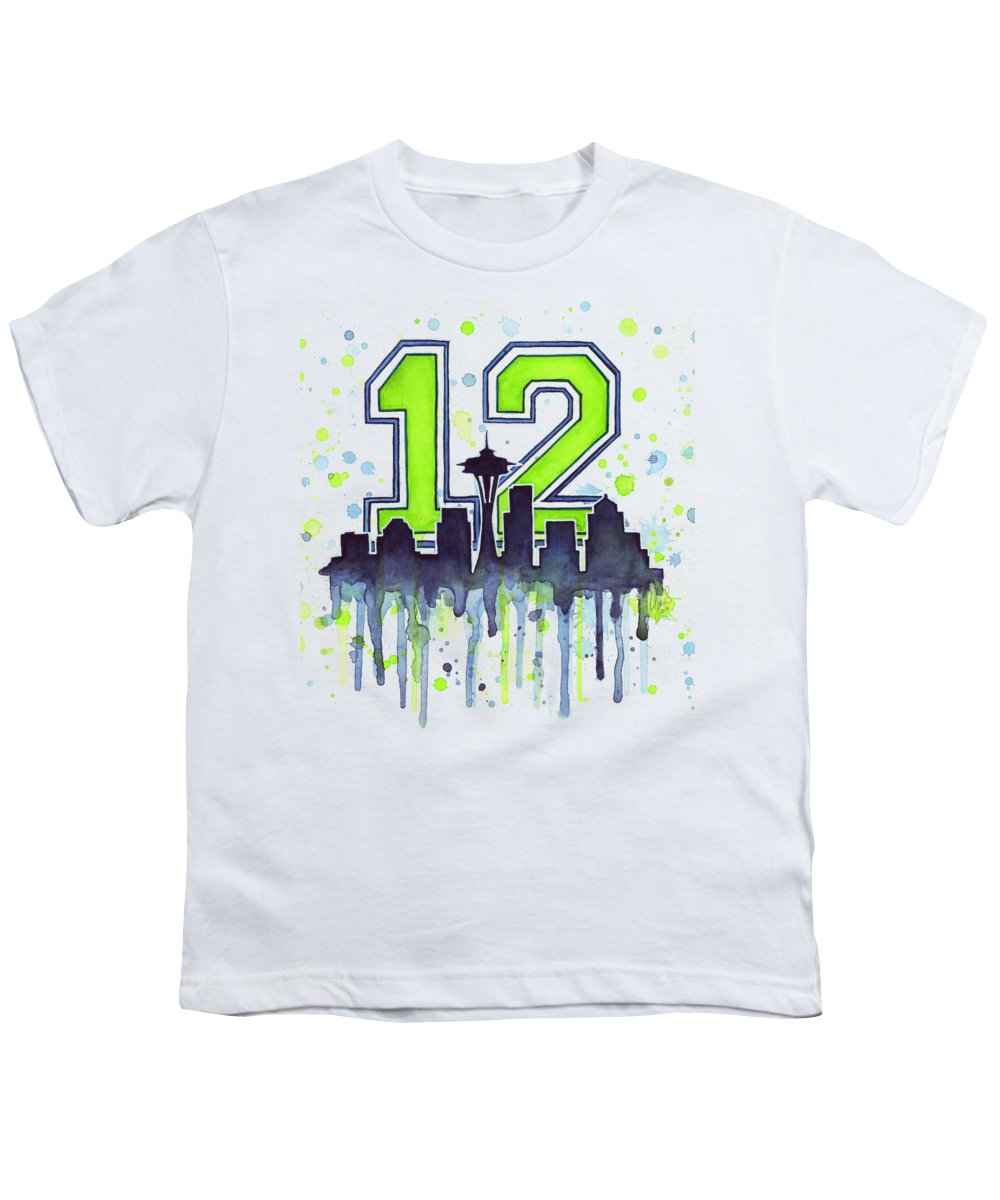 Football Youth T-Shirts