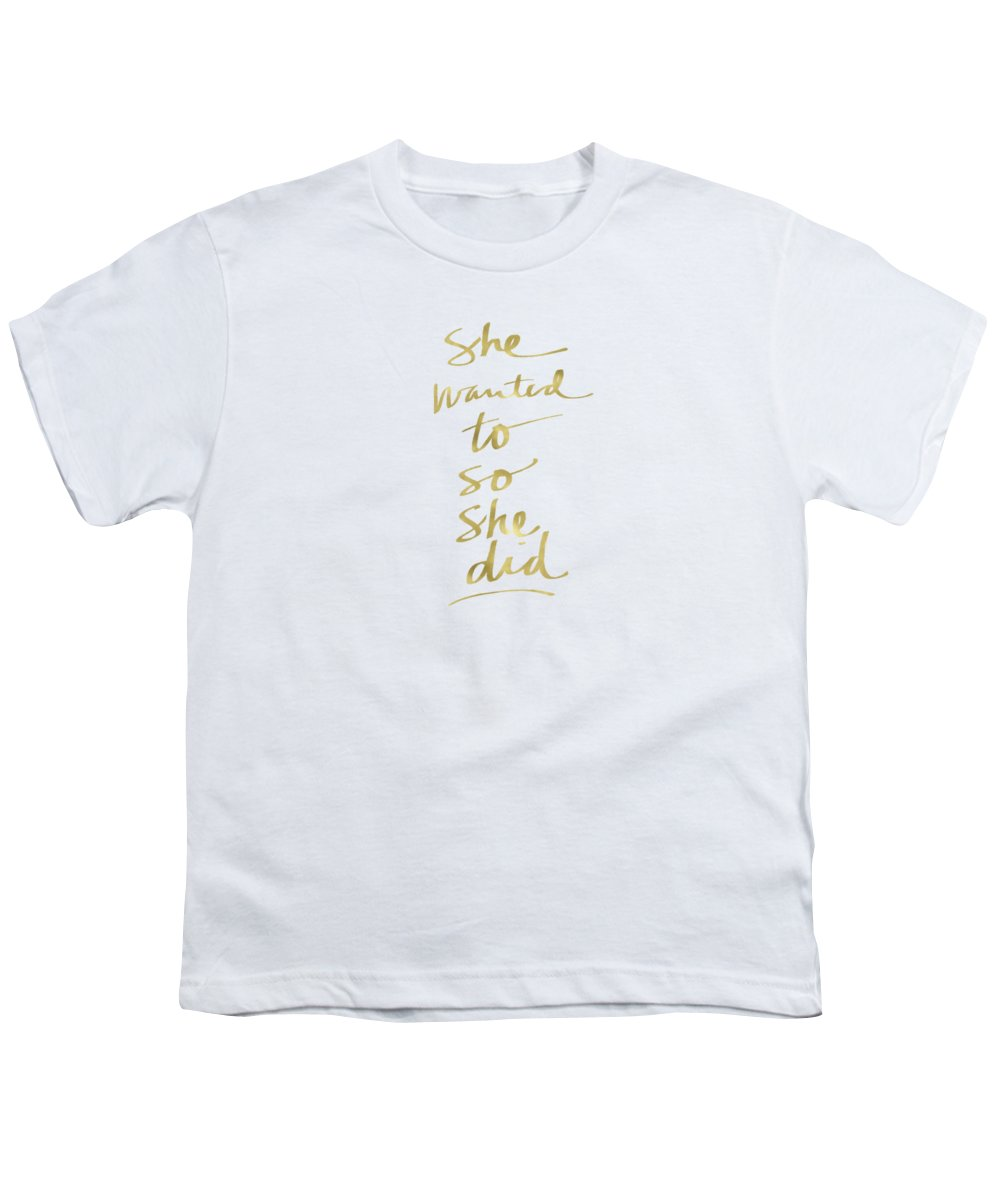 Celebrity Youth T-Shirts