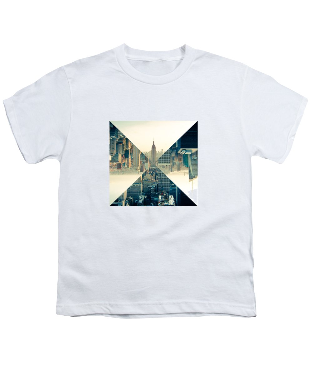 New York City Skyline Youth T-Shirts