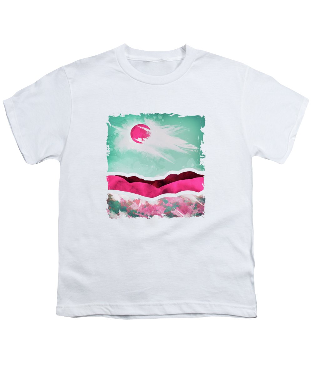 White Mountains Youth T-Shirts