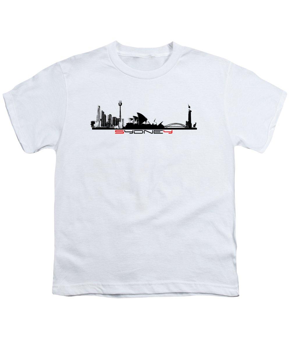 Sydney Skyline Youth T-Shirts