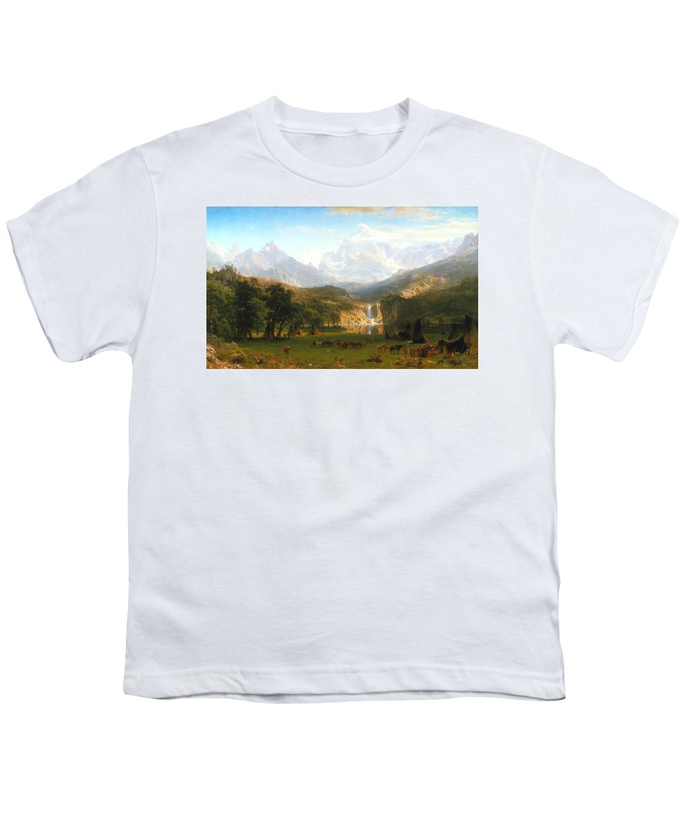 Indian Peaks Wilderness Youth T-Shirts