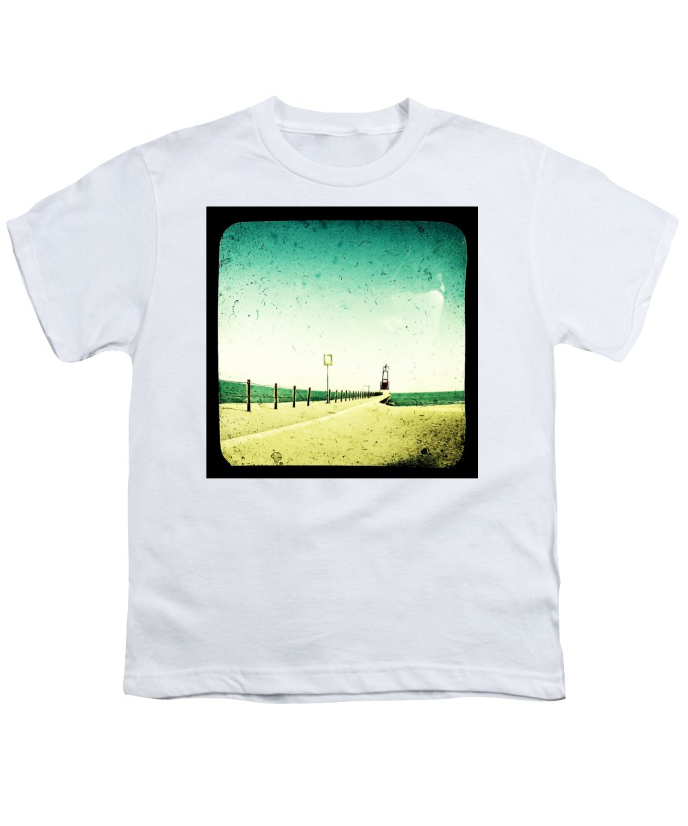 Beach Youth T-Shirt featuring the photograph These Days Are Gone by Dana DiPasquale