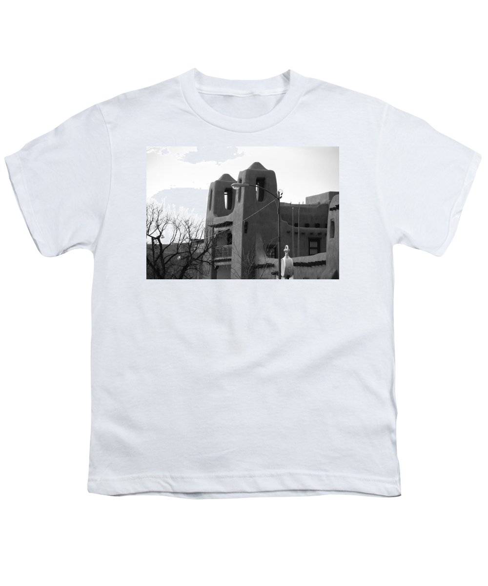 Architecture Youth T-Shirt featuring the photograph Town Hall by Rob Hans