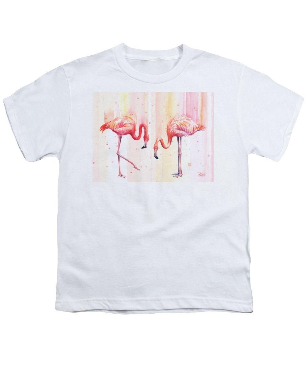 Flamingo Youth T-Shirts