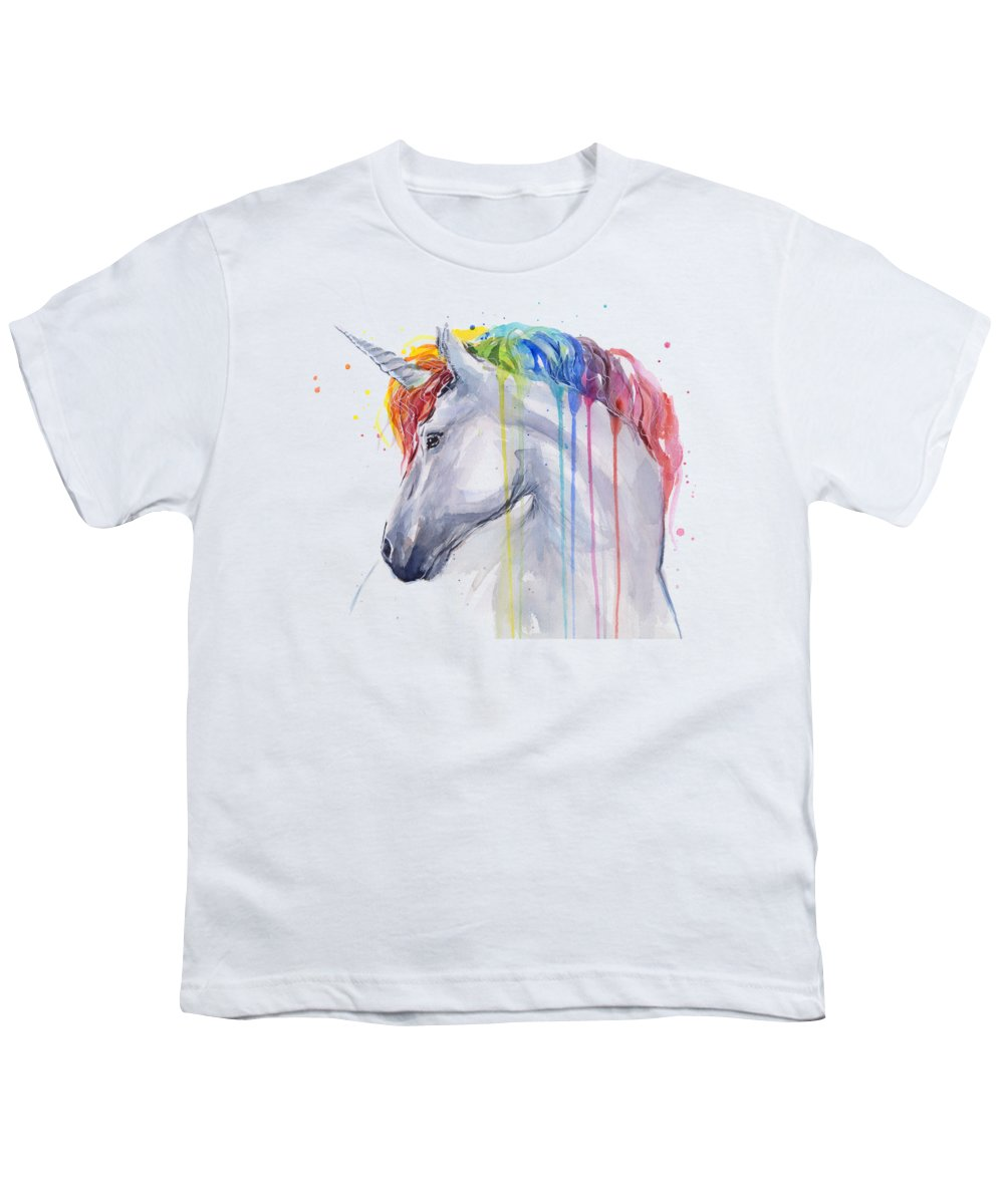 Unicorn Youth T-Shirts