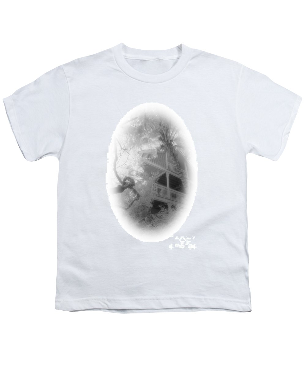Balcony Youth T-Shirt featuring the photograph View Of The Balcony by Richard Rizzo