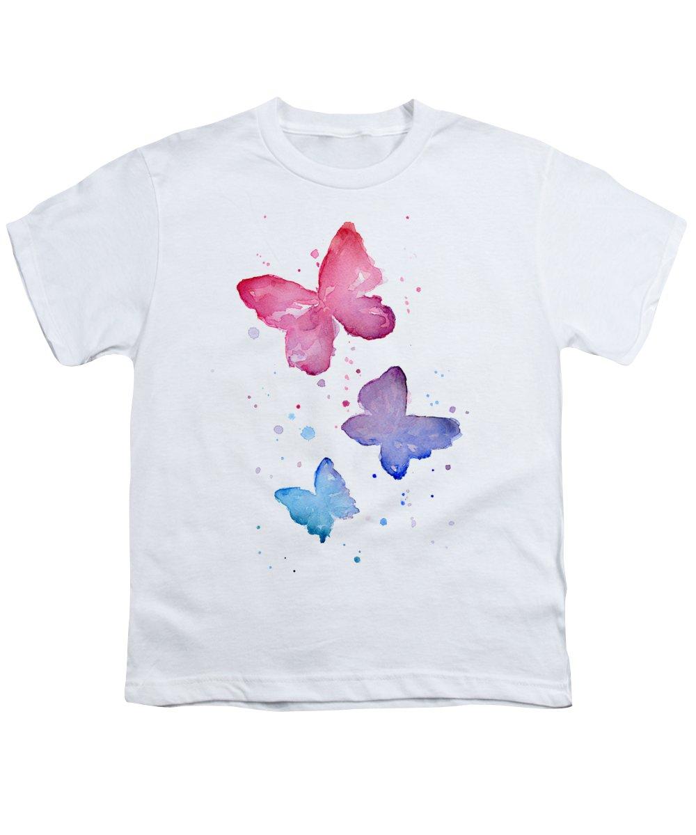 Splatter Youth T-Shirts