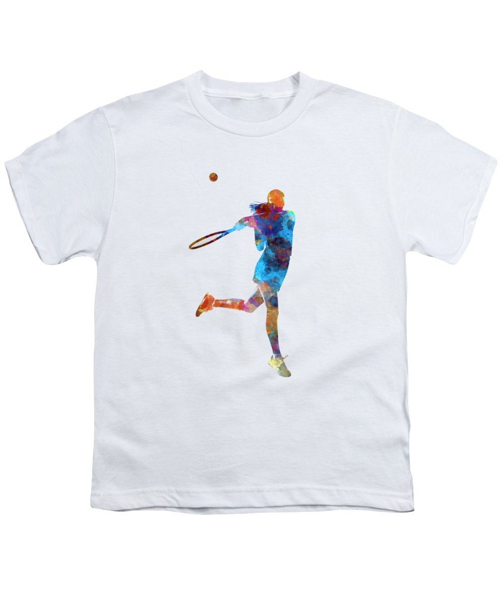Tennis Youth T-Shirts