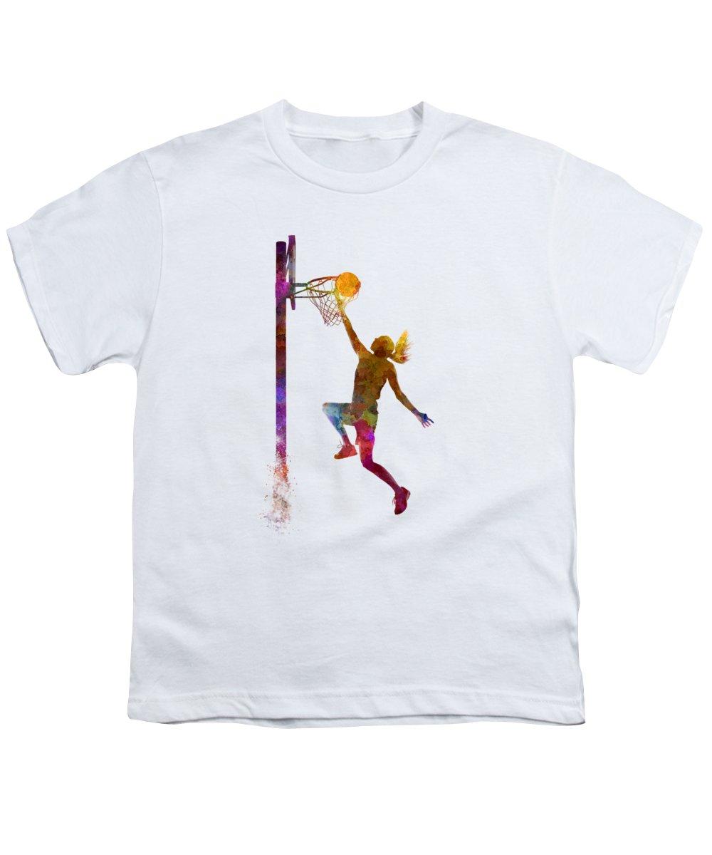 Basketball Youth T-Shirts