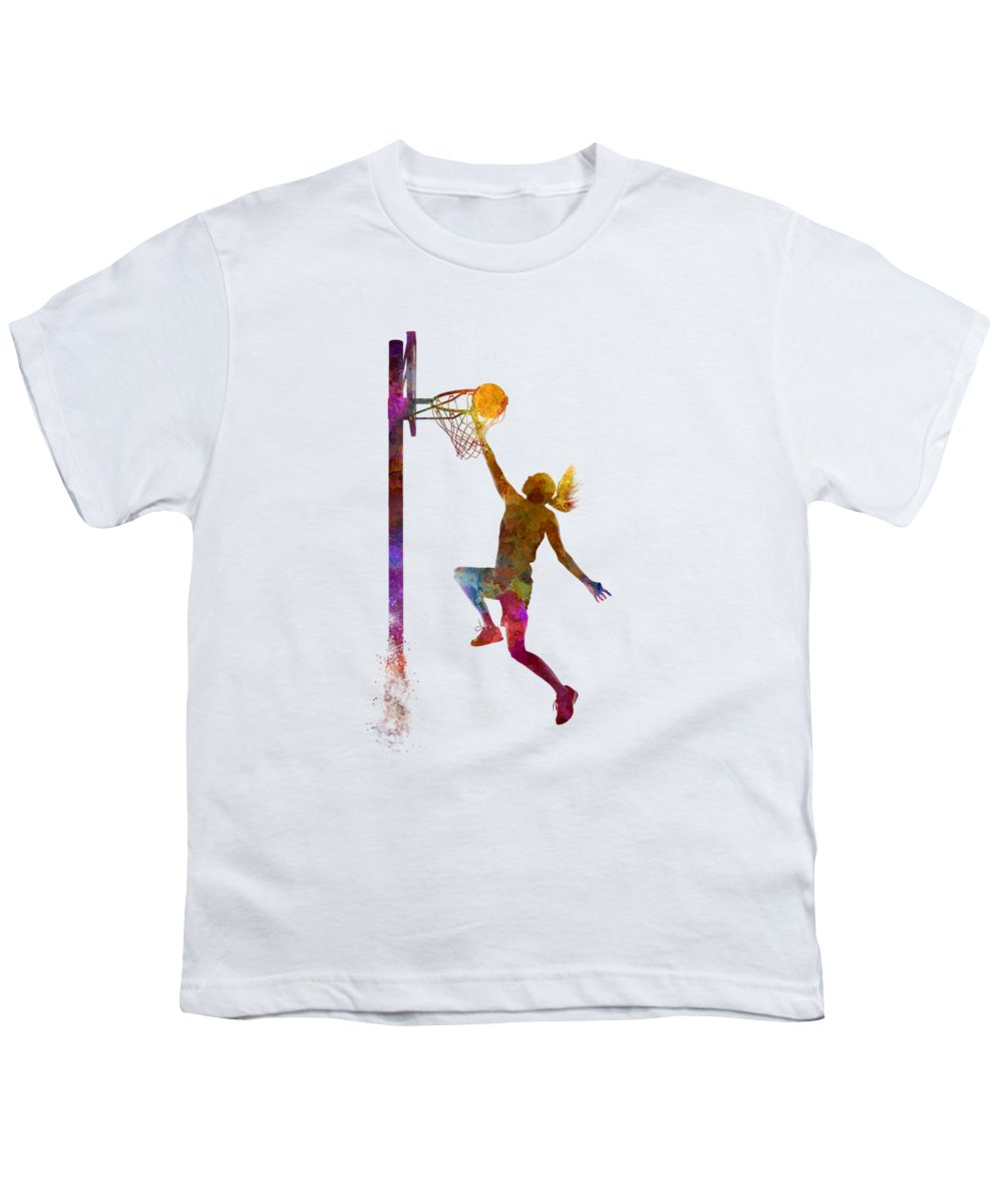 Basketball Youth T-Shirts