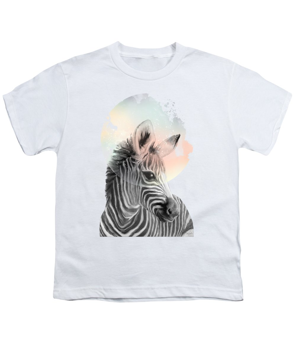 Zebra Youth T-Shirts