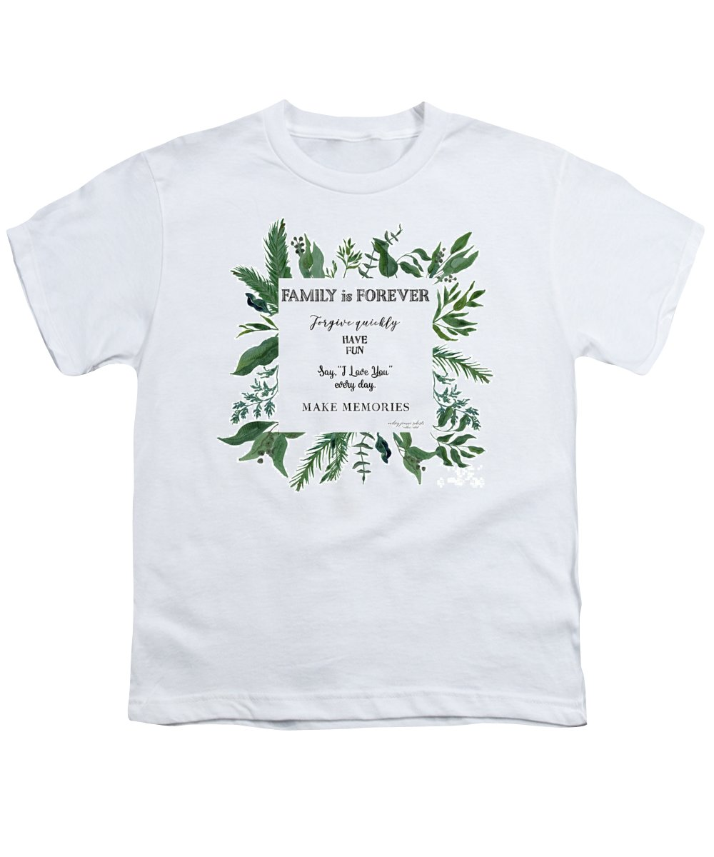 Seeds Youth T-Shirts