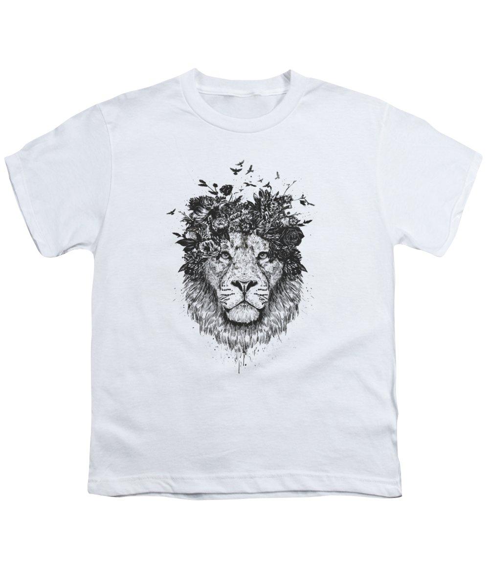 Botanical Youth T-Shirts