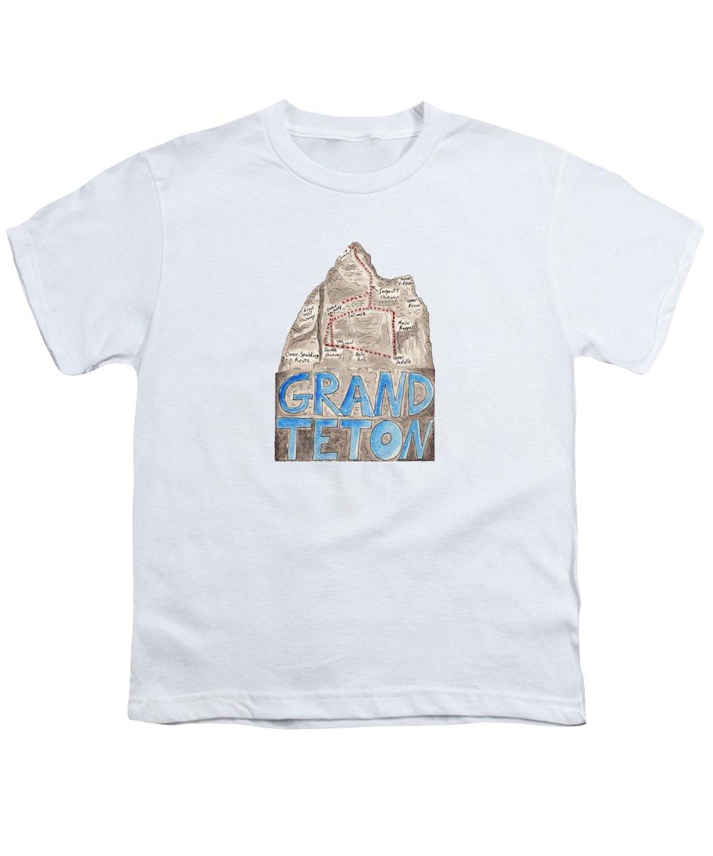 Yellowstone Youth T-Shirts
