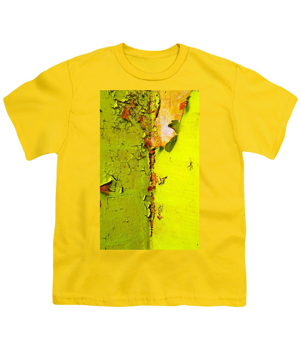 Skip Hunt Youth T-Shirt featuring the photograph Going Green by Skip Hunt