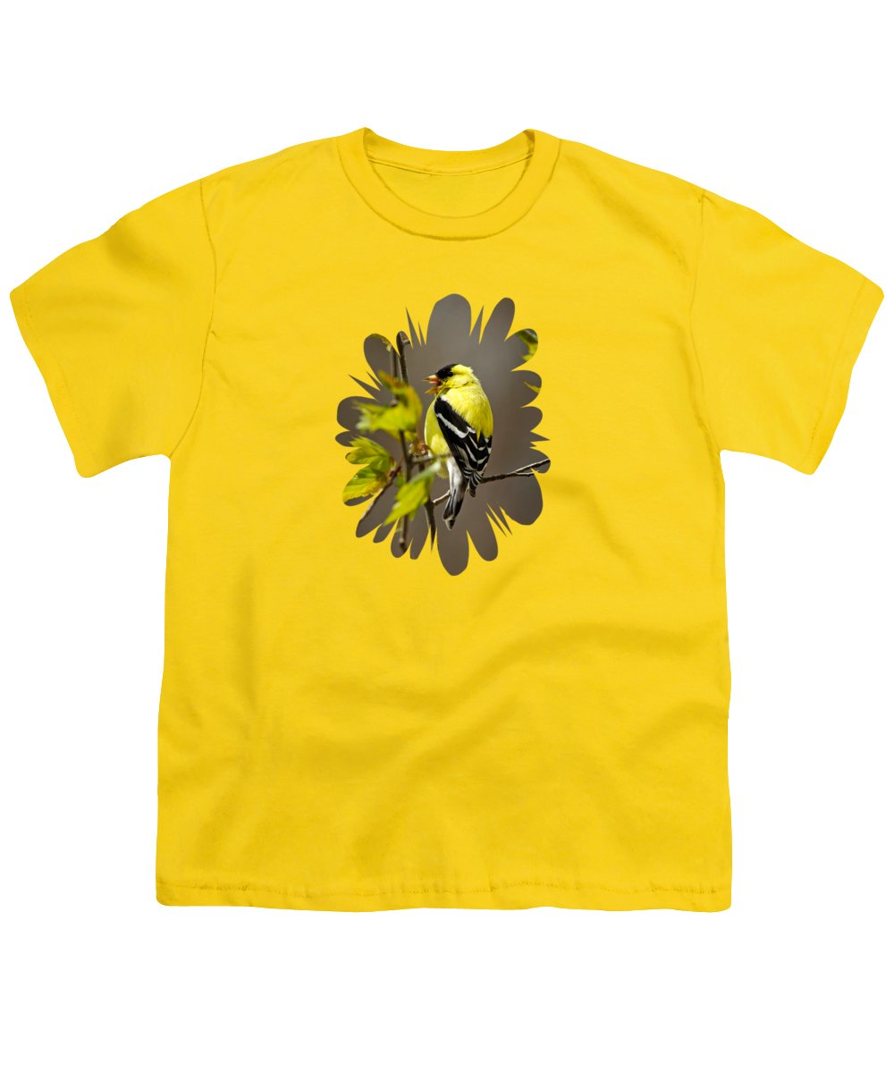 Finch Youth T-Shirts