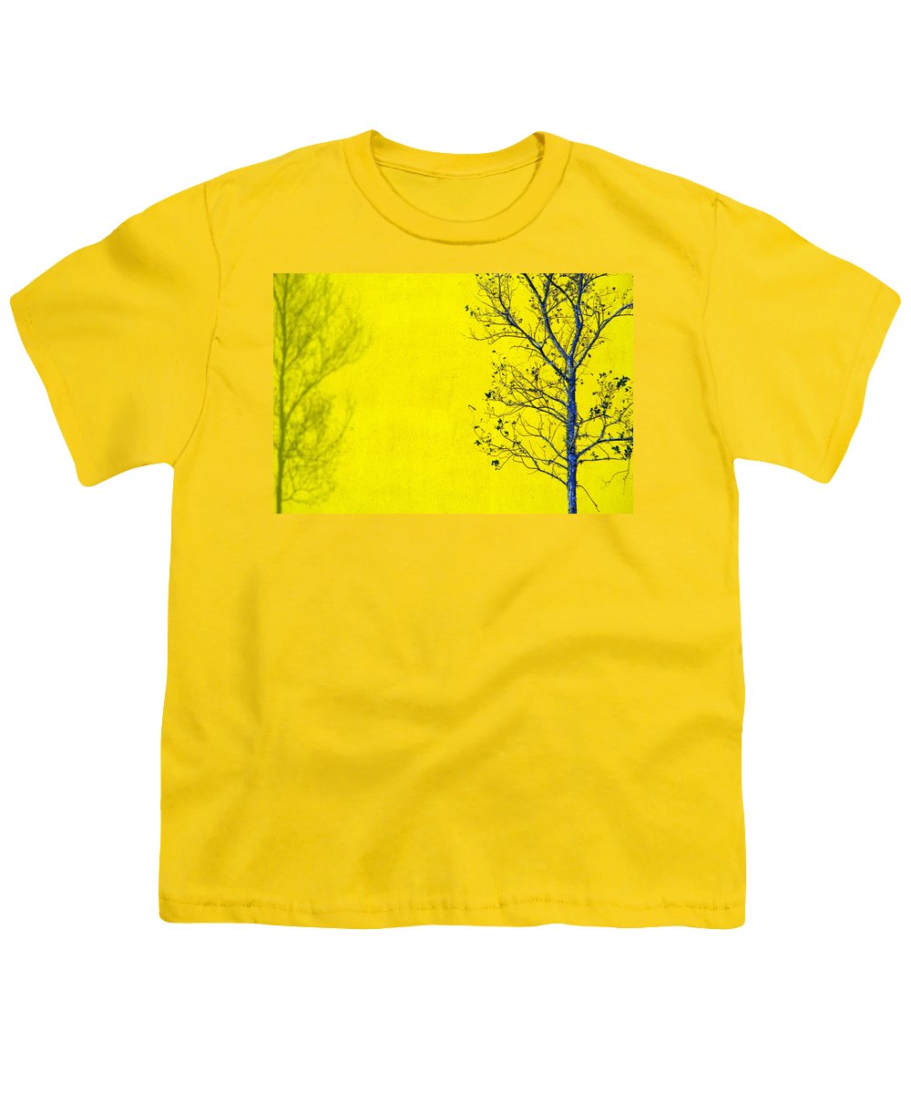 Skip Youth T-Shirt featuring the photograph Krishna by Skip Hunt