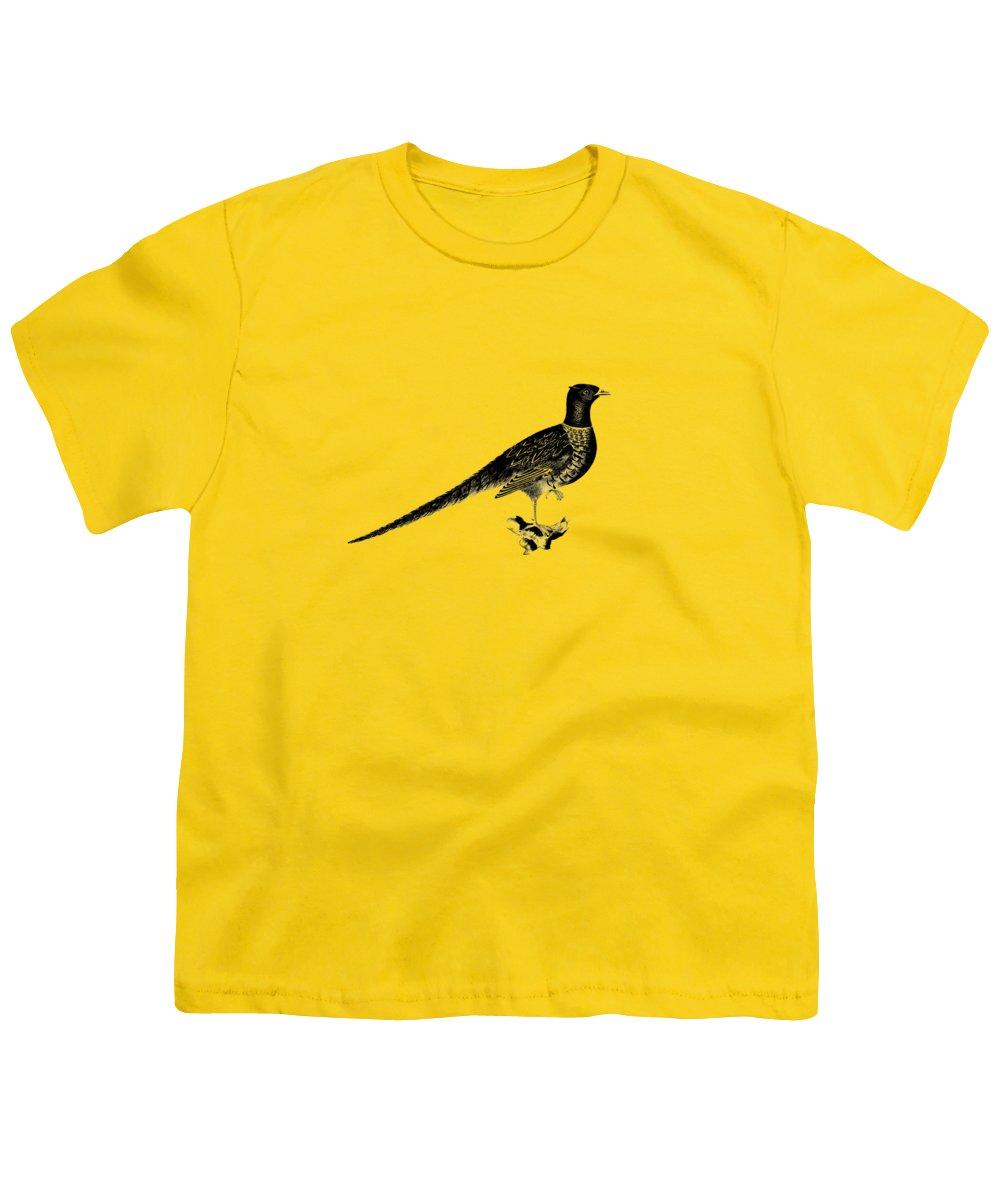 Pheasant Youth T-Shirts