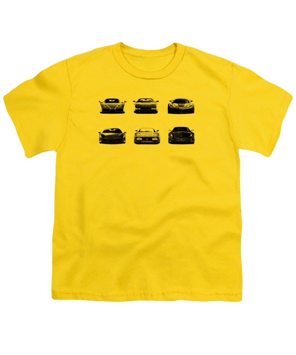 Italian Youth T-Shirts