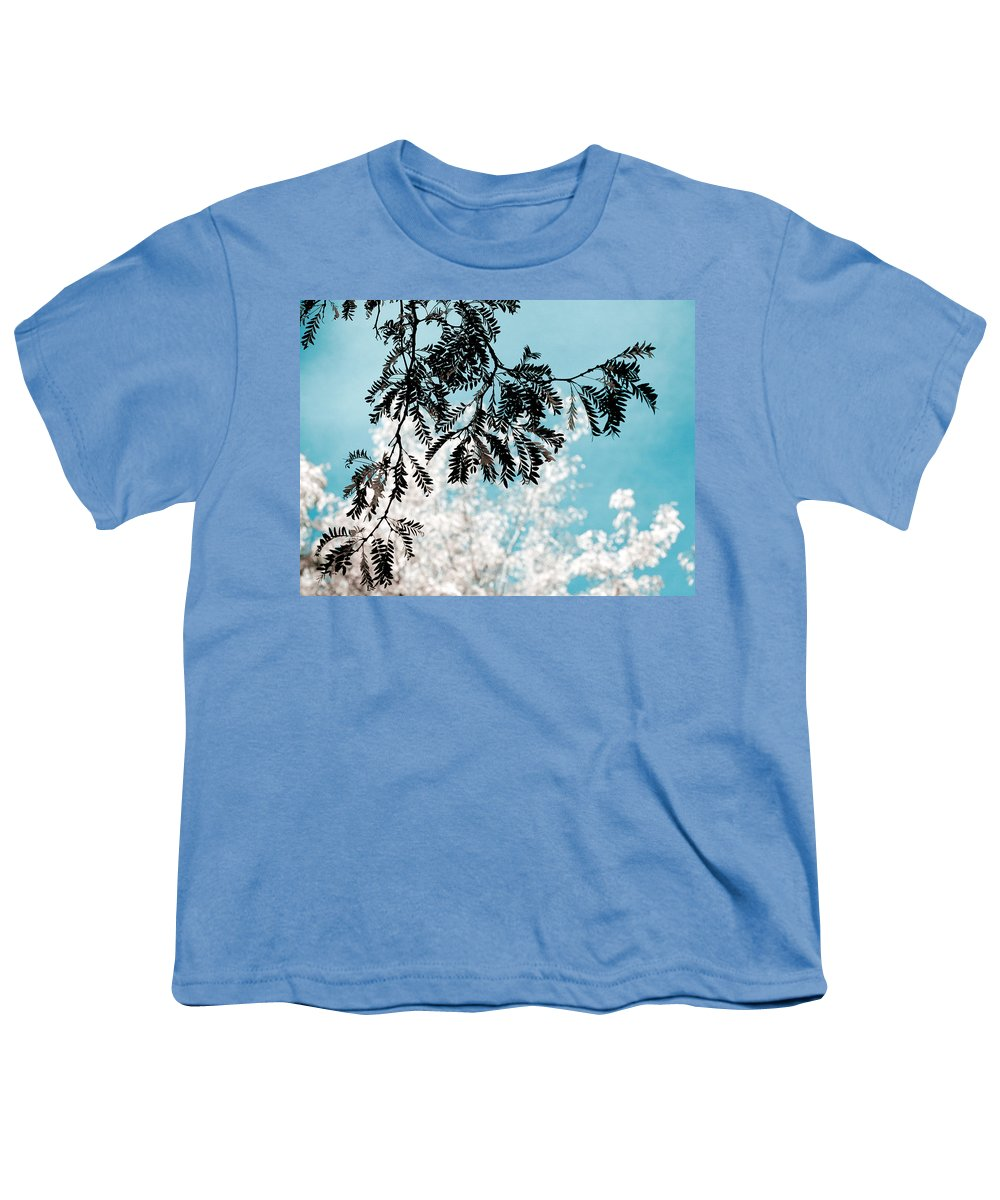 Tree Youth T-Shirt featuring the photograph Abstract Locust by Marilyn Hunt