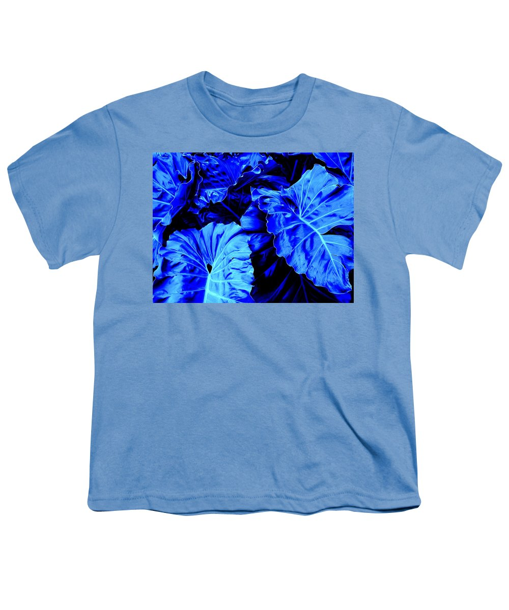 Blue Youth T-Shirt featuring the photograph Romney Blue by Ian MacDonald