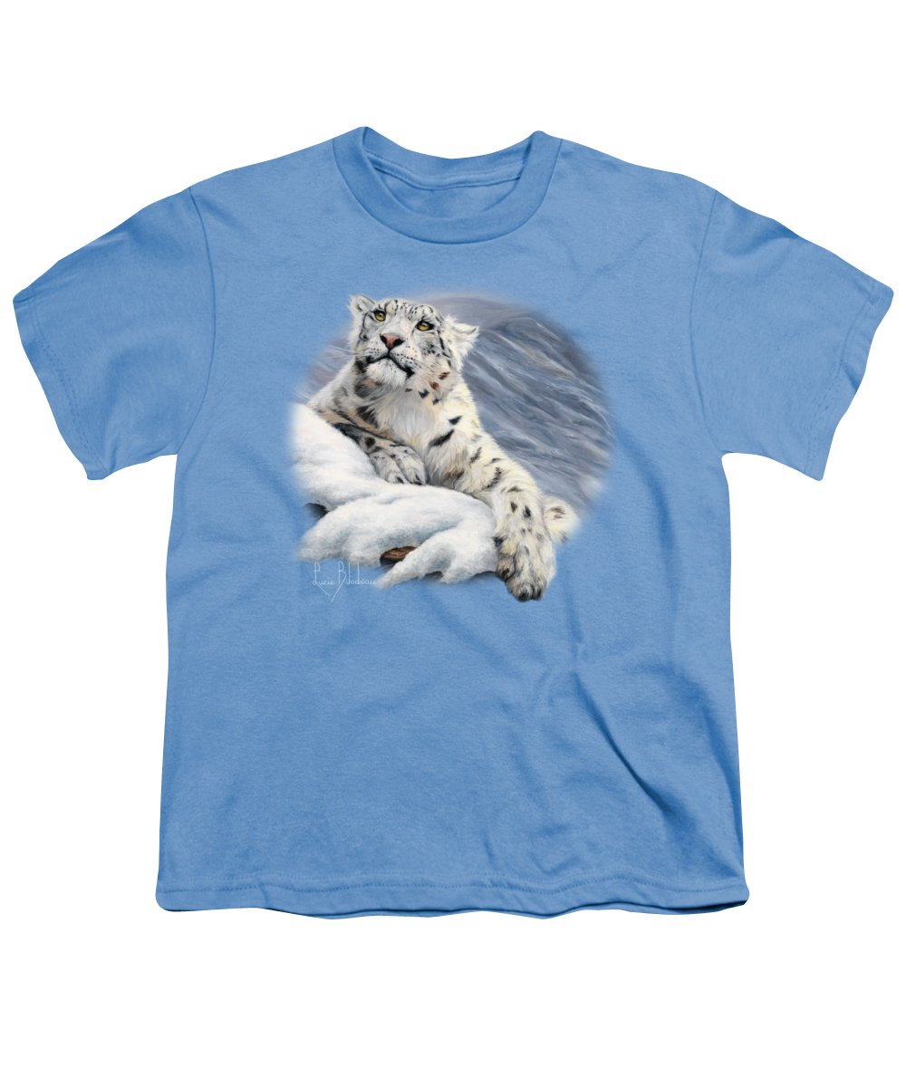 Leopard Youth T-Shirts