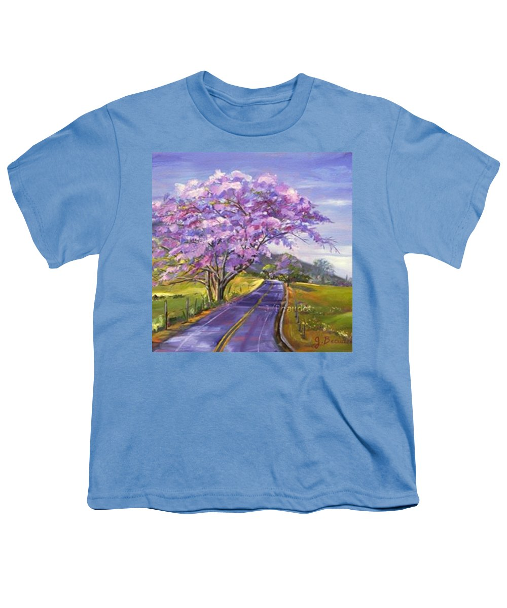 Impressionism Youth T-Shirts