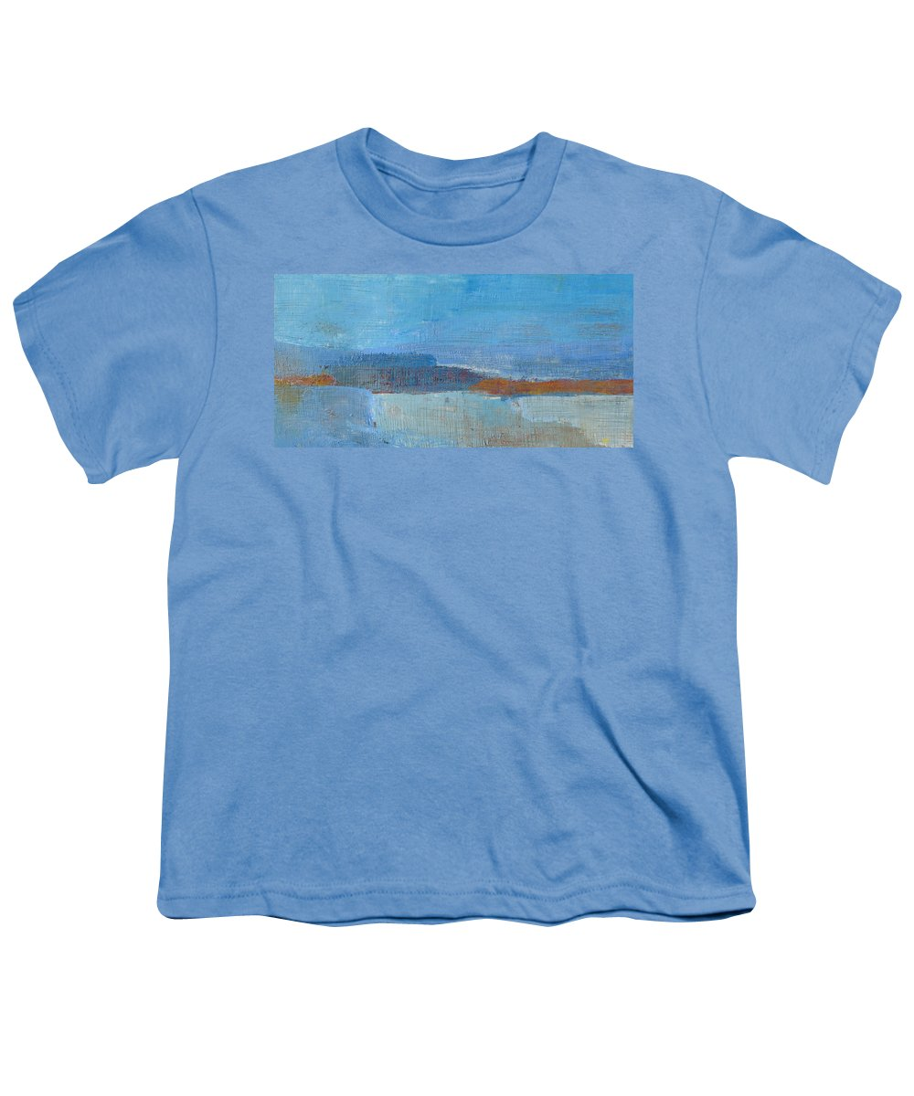 Abstract Youth T-Shirt featuring the painting Vision by Habib Ayat