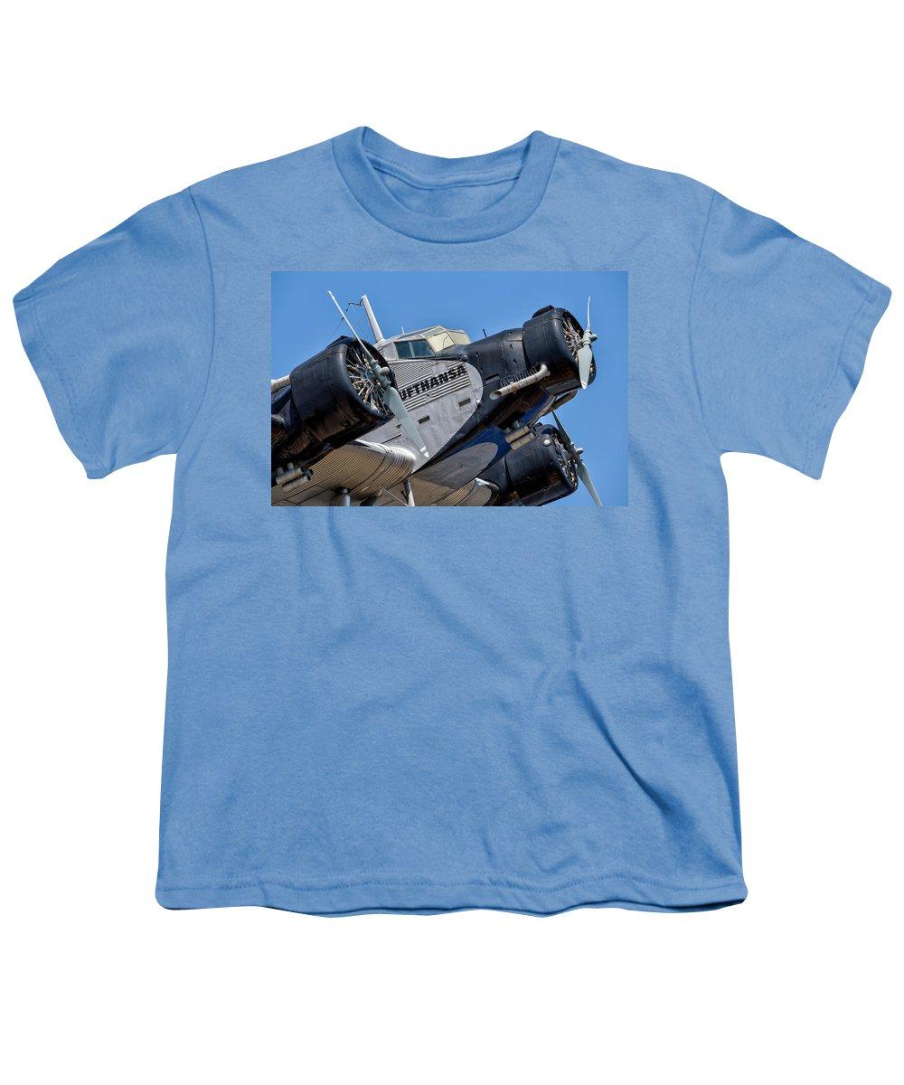 Ju-52 Youth T-Shirts