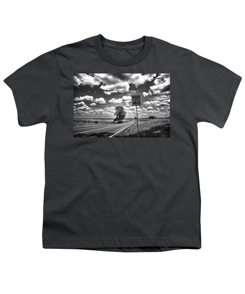Gettysburg Battlefield Youth T-Shirts