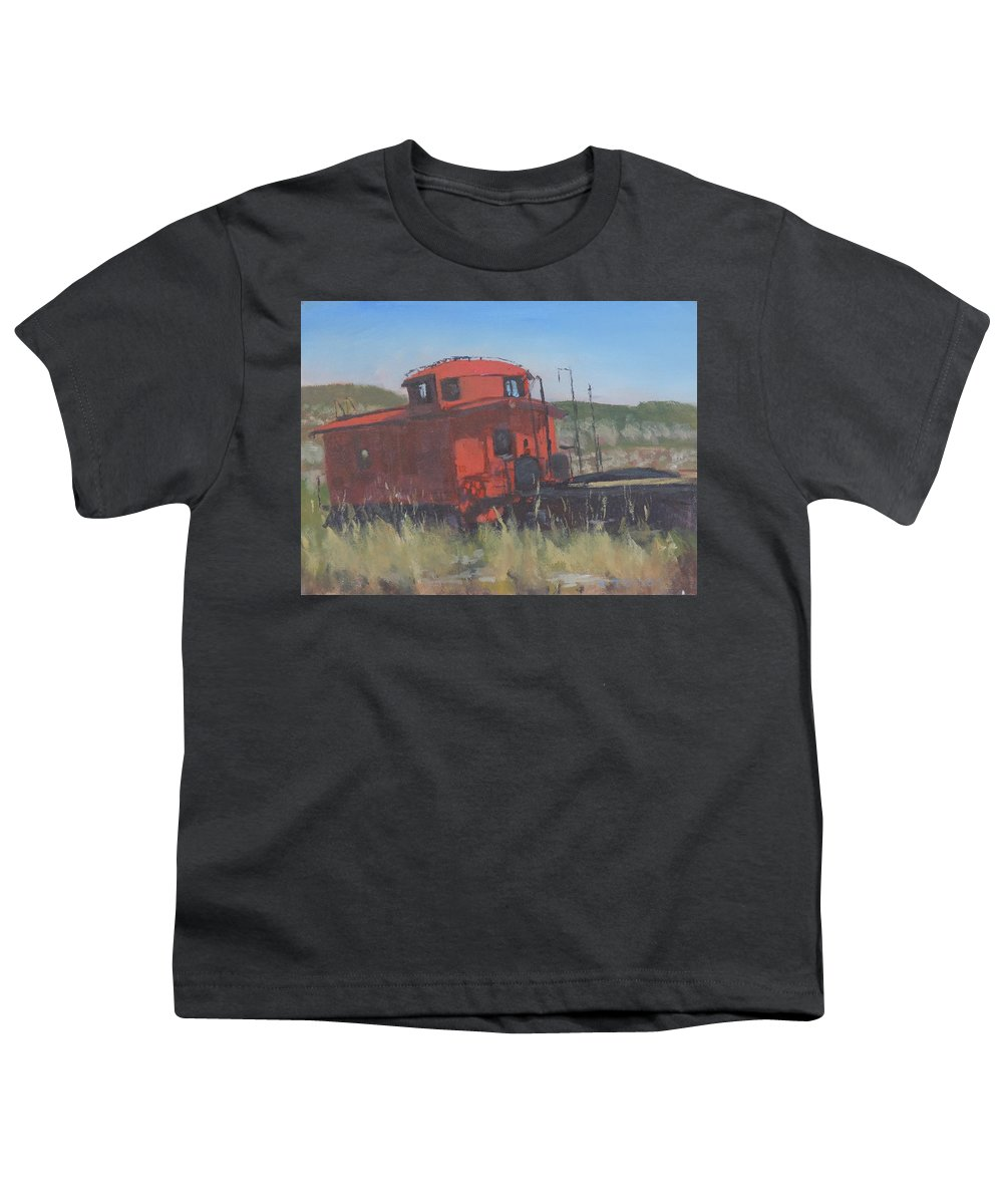 Red Caboose Youth T-Shirts