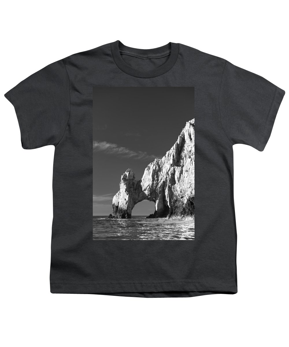 Cabo San Lucas Arch Youth T-Shirts