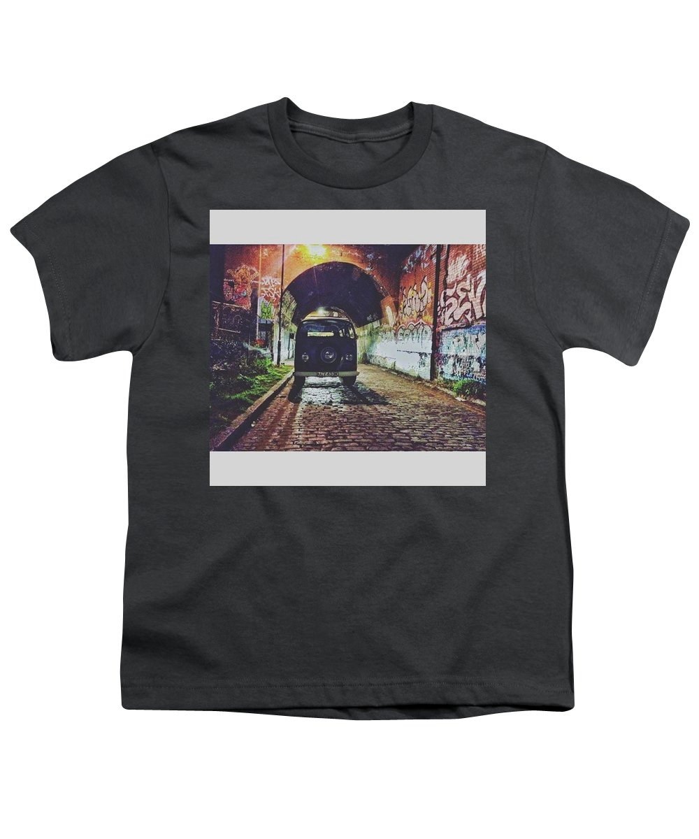 Wanderlust Youth T-Shirt featuring the photograph • Enjoy • • #wanderlust #wander by Tai Lacroix