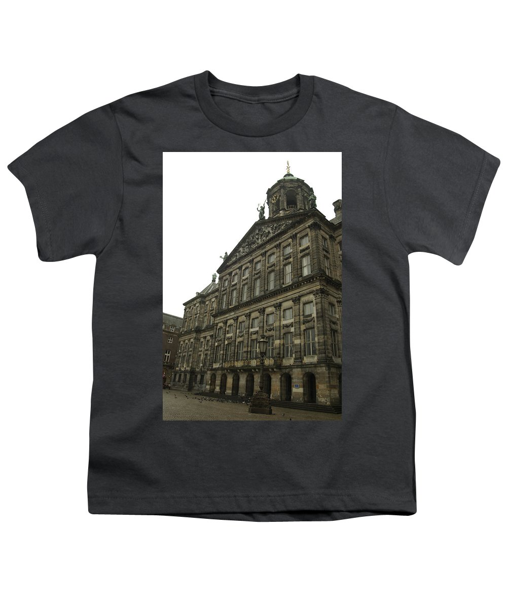 Landscape Youth T-Shirt featuring the photograph Dnrh1107 by Henry Butz