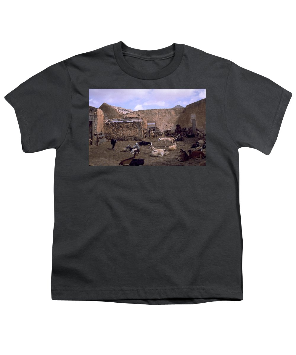 Fuerteventura Youth T-Shirt featuring the photograph Fuerteventura IIi by Flavia Westerwelle