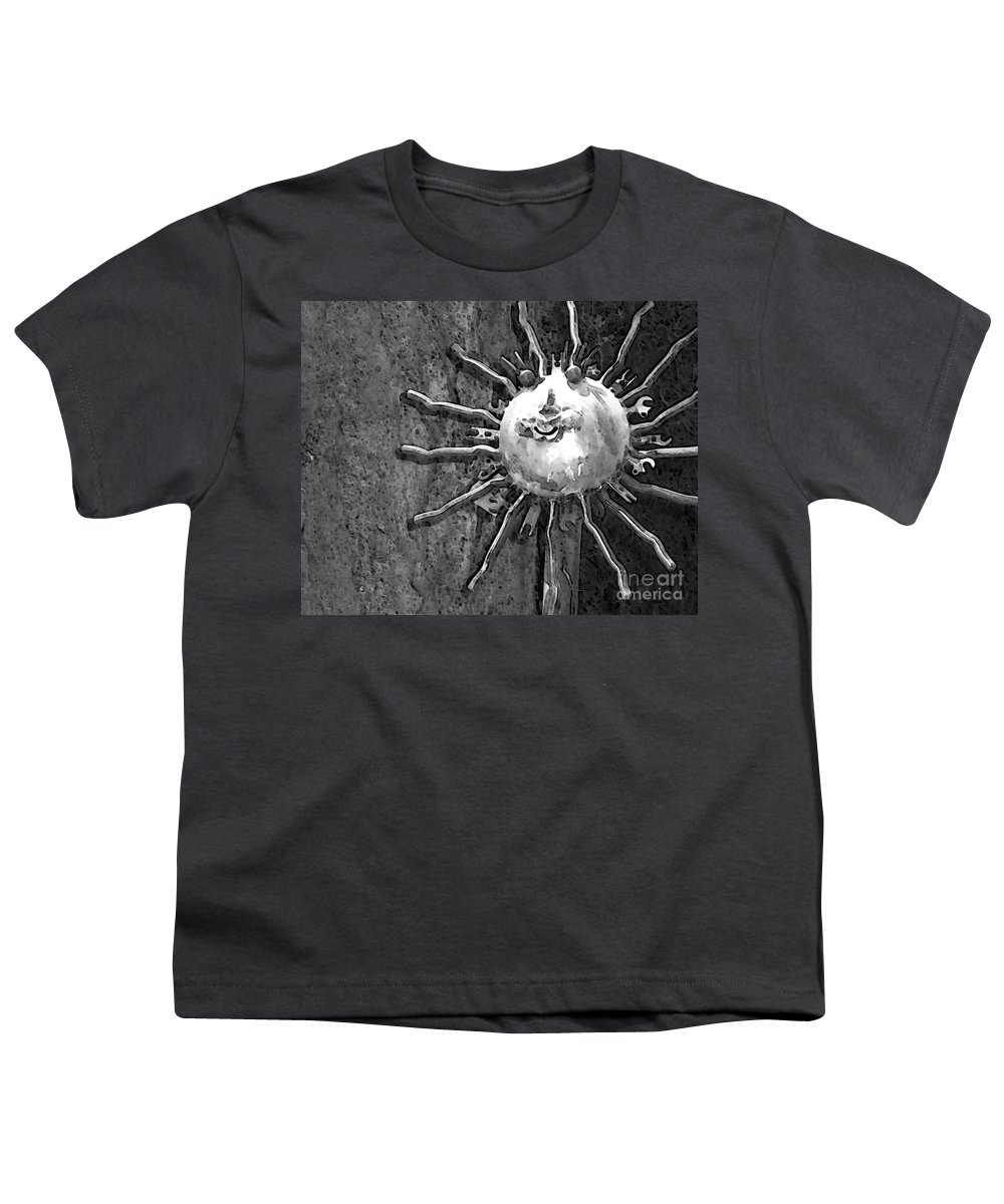 Sun Youth T-Shirt featuring the photograph Here Comes The Sun by Debbi Granruth