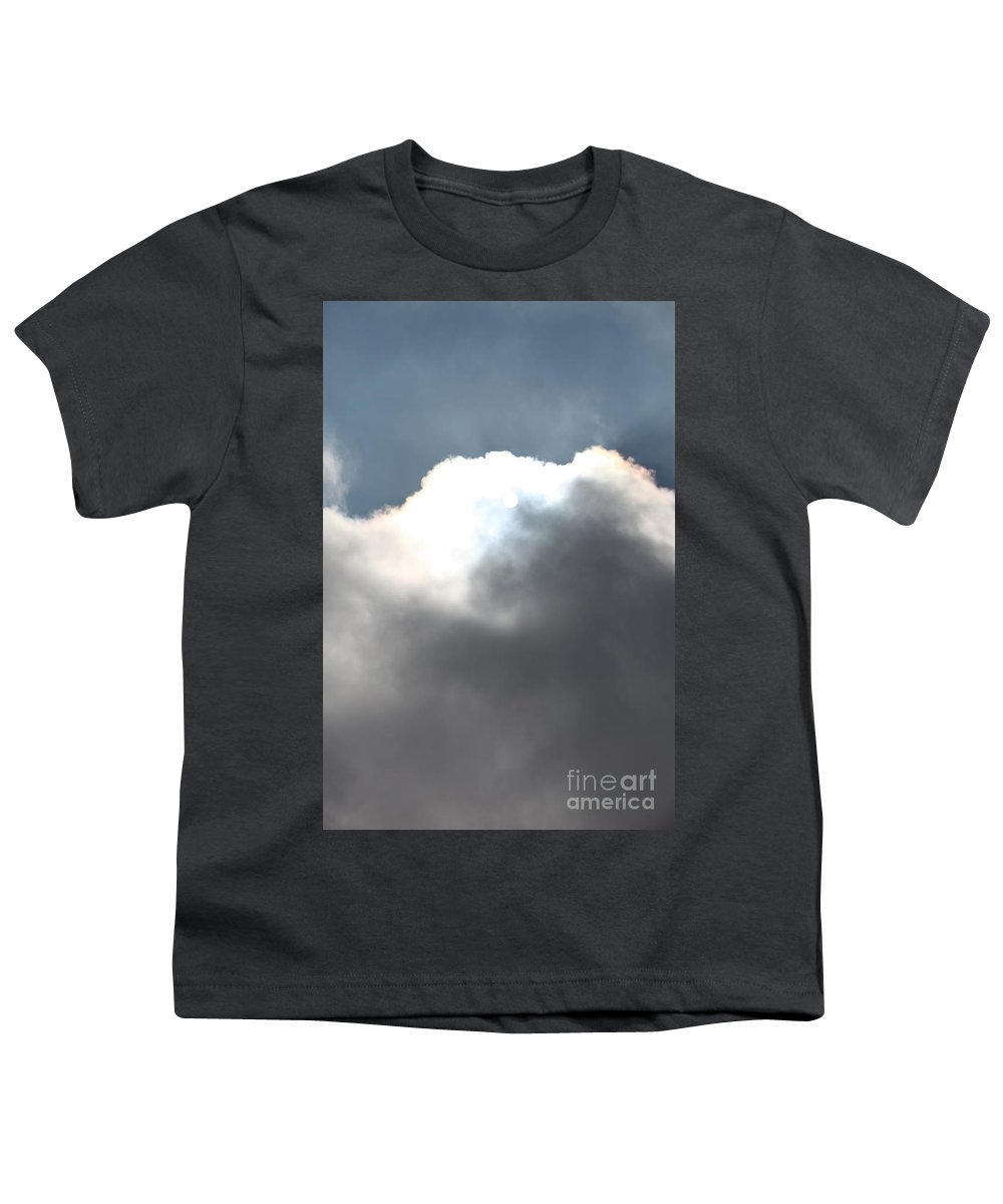 Hope Youth T-Shirt featuring the photograph Hope by Nadine Rippelmeyer