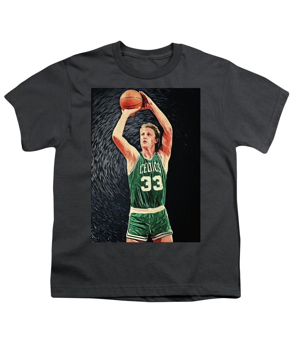 Larry Bird Youth T-Shirts