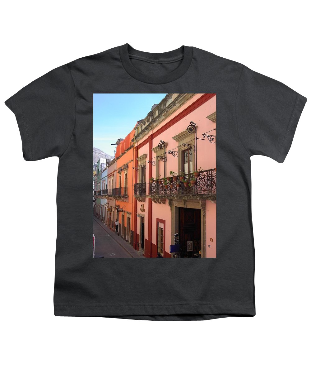 Charity Youth T-Shirt featuring the photograph Mexico by Mary-Lee Sanders