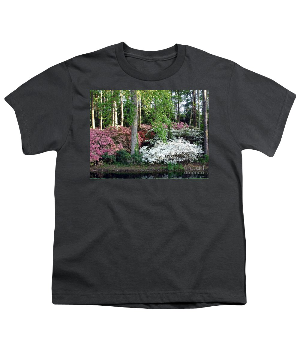 Landscape Youth T-Shirt featuring the photograph Nature 2 by Shelley Jones